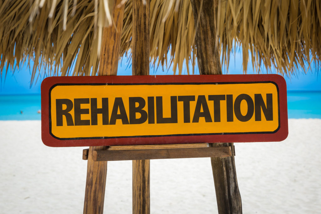 luxury rehab center
